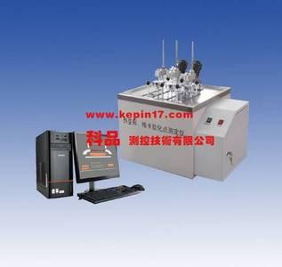 KP8006热变形维卡软化点温度测定仪