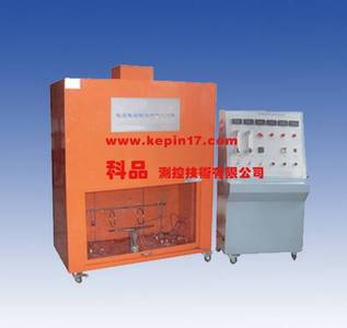 KP8022电线电缆耐火特性试验机
