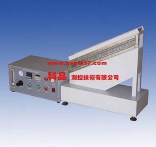 KP8043B防火涂料燃烧试验机(隧道法)