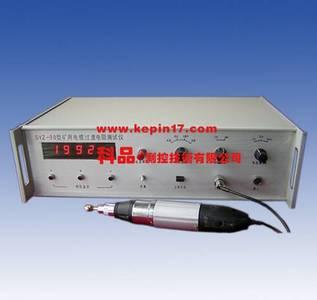 SYZ-90型矿用电缆过渡电阻测试仪