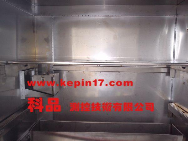 高压漏电起痕试验机箱内部特写,板金制作流程